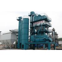 Buy cheap 120μM  Film Thickness Asphalt Batching Plant With 37KW Windlass Winch System product