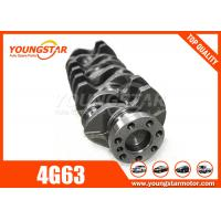 Buy cheap 4G63 Motor Crankshaft Connecting Rod Crankshaft  MD187924 MD 346022 4G63 For Mitsubishi from wholesalers