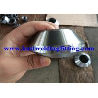 China ASTM A105 Carbon Steel Forged Pipe Fittings welding connection type on sale