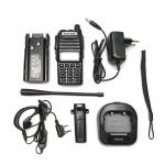 Buy cheap Dual Band Vhf Uhf Amateur Radio With LED Flashlight Walkie Talkie from wholesalers