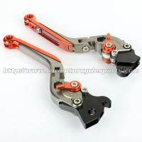 China Folding & Extendable Motorcycle Brake Clutch Lever For Buell XB12 XB12R on sale