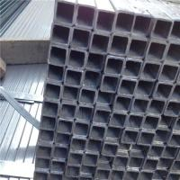 Buy cheap Hollow Section Welded Black Steel Pipe Square Shape 6mm - 76mm Diameter from wholesalers