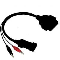Buy cheap Obdii Cable for FIAT 3pin 16pin Adapter Cable for FIAT 3 Pin Alfa Lancia from wholesalers