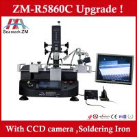 Buy cheap best laptop rework station repair bga chip machine with ccd camera from wholesalers