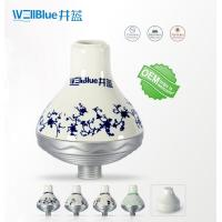 Buy cheap WellBlue OEM Chlorine Removal Shower Filter , Portable SPA Shower Head Filter from wholesalers