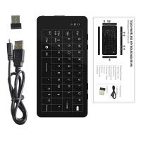 Buy cheap Windows 8 Fly Air Mouse Equipped with Adapter And Voice Switch Support Wireless Touch Mode product