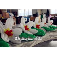 Buy cheap 10m Length Decorative Inflatable Wedding Flower Chain for Decoration from wholesalers