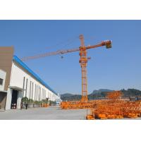 Buy cheap XCMG QTZ80 8 Ton 55M Building Construction Crane Easy Operation Tip Head Tower Crane from wholesalers
