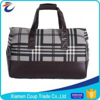 Buy cheap Lightweight 600D Polyester Waterproof Duffel Bag Travel Leisure Hand Luggage Bags from wholesalers