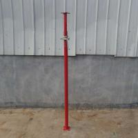 Buy cheap Galvanized Scaffold Adjustable Post product