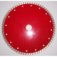 Buy cheap 10 turbo Diamond Blade for Concrete from wholesalers