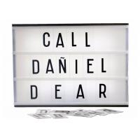 Buy cheap A4 Size Alphabet Wood Cinematic Light Box With Battery Powered / DC Adapter from wholesalers
