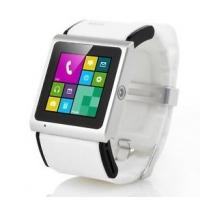 Buy cheap EC308 Watch Mobile Phone,Wrist Mobile Phone,Android Smart Watch Phone 4GB ROM MTK6517 Cort from wholesalers