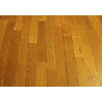 Buy cheap Natural Solid white oak plank parquet flooring product