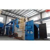 Buy cheap Dustless Sandblasting Room Mechanical Recycling Type For Oil Field Equipment from wholesalers