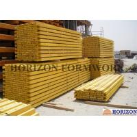 Buy cheap Light Weight  H20 Timber Beam Spruce Wood Waterproof Painted Multi Applications product