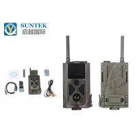 Buy cheap Wide Angle Outdoor Wildlife Hunting Trail Camera CMOS 0.8 Second Trigger from wholesalers