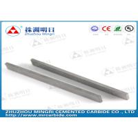 China Square bars Tungsten Carbide Plates for tools cutting wood or metal on sale