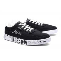 Buy cheap Autumn / Winter Men'S Canvas Sneakers Shoes Low Cut Art Painting Upper / Outsole from wholesalers