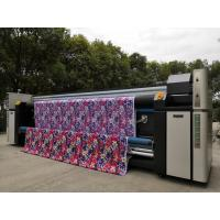 Buy cheap Large Size High Resolution Flag Printing Machine With Automatic Take - Up And product