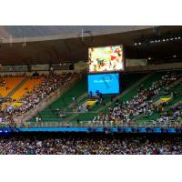 Buy cheap P16 Large Stadium Perimeter Led Display , Score Board Sport Led Display  from wholesalers