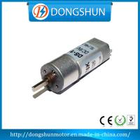 Buy cheap DS-16RS050   DC Gear Motor from wholesalers