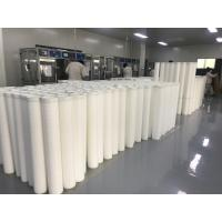 Buy cheap Water Filtration High Flow Water Filter 60 Length 5 Micron PP Material 99.8% Filtration efficiency from wholesalers