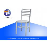 Buy cheap Lacquered Durable Aluminum Replica EMECO Navy Chairs Light Weight from wholesalers