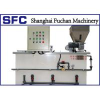 Buy cheap Wastewater Treatment Flocculant Preparation System / Sludge Polymer Dosing System product