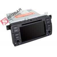 Buy cheap Original Car User Interface BMW E46 Sat Nav Double Deck Car Stereo Built In 10 Wallpapers product