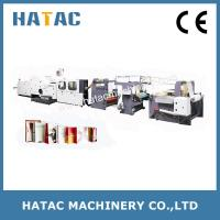 Buy cheap Paper Bag Forming and Printing Machine,Paper Bag Making Machine,Handle Shopping Bag Machine from wholesalers