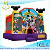 Buy cheap Hansel Inflatable Bouncer  Bouncy Castle Inflatable Jumping Jumper House For Sale from wholesalers