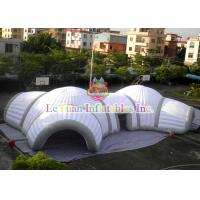 Buy cheap Fire Retardant Inflatable Football Tunnel / Helmet Tent For Sports Events from wholesalers