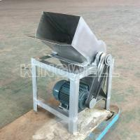 Buy cheap Electric Industrial Ice Crusher Machine , Shavers Ice Cube Crusher Machine from wholesalers