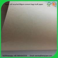 Buy cheap BMPAPER White Test Liner Paper /White Top Test Liner For Carton Box from wholesalers