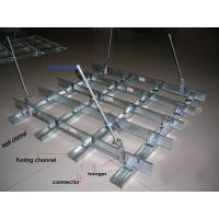 Buy cheap Baier Steel Channels for gypsum board ceiling or partition from wholesalers