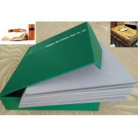 Buy cheap Uncoated 2mm Grey Chipboard Book Binding Cardboard For Book Cover Material from wholesalers