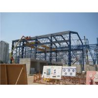 Buy cheap PEB Industrial Steel Framed Buildings Easy Erection For Mining Storage from wholesalers