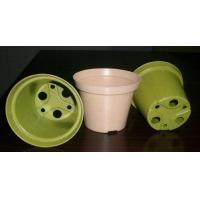 Buy cheap TWBP-02 Biodegradable small flower pots , eco friendly  flower pots from wholesalers