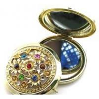 Buy cheap metal compact mirrors,pocket mirrors,cosmetic mirrors from wholesalers