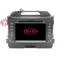 Buy cheap Kia Sportage 2010 Dvd Gps Car Audio With Navigation And Bluetooth 3G DVR TPMS product