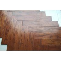 Buy cheap School Natural Parquet Multilayer Flooring WITH Antipollution Damp proof from wholesalers