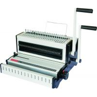 Buy cheap Comb+Wire 3:1  Electric Binding Machine CW2016  with CE Certificate from wholesalers