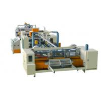 Buy cheap Computer Control Corrugated Box Stitcher , Easy Operation Carton Stitching Machine from wholesalers