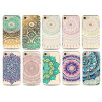 Buy cheap Flower Decorated Uv Printing Design Custom Made Phone Cases Tpu For iPhone product
