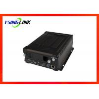 Buy cheap 4CH Intelligent Mobile NVR MDVR Recorder For Truck Bus CCTV Surveillance product