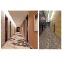 Buy cheap Luxury Nylon Tufted Hotel Corridor Carpet , Cut Pile Axminster Colors from wholesalers