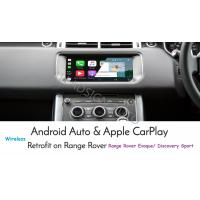 Buy cheap Range Rover Evoque LAND ROVER Android Auto 8″ HARMAN Infotainment System from wholesalers