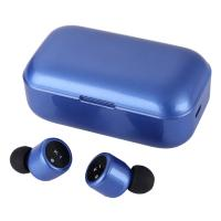 Buy cheap Mini Dual V5.0 Wireless Earphone Blue tooth Earphones 3D Stereo Sound Earbuds with Dual Microphone and Charging box from wholesalers