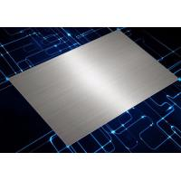 China New 1070 stainless steel color brushed aluminium sheet forelectrical appliances on sale